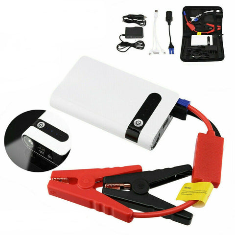 20000mAh Mini Slim Car Jump Starter Engine Battery Charger Power Bank