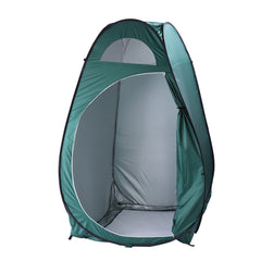 1-2 Person Portable Pop up Toilet Shower Tent Changing Room Camping Shelter - Rewardeals