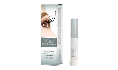 Natural Eyelash Enhancer Liquid Serum Boost Eye Lash Growth - Rewardeals