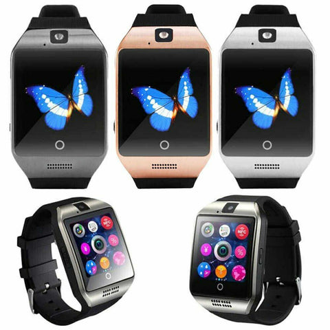Smart Watch Phone Mate with Text Call Camera Touch Screen for Smartphone