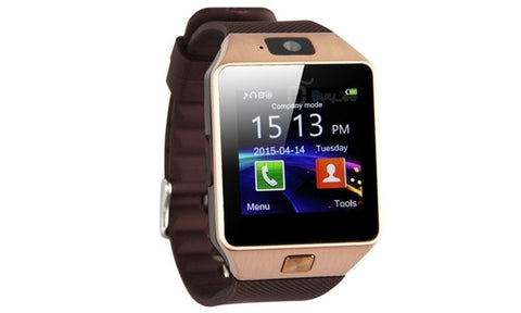 Bluetooth Touch Screen Smart Watch with Camera for iPhone Android Samsung - Rewardeals