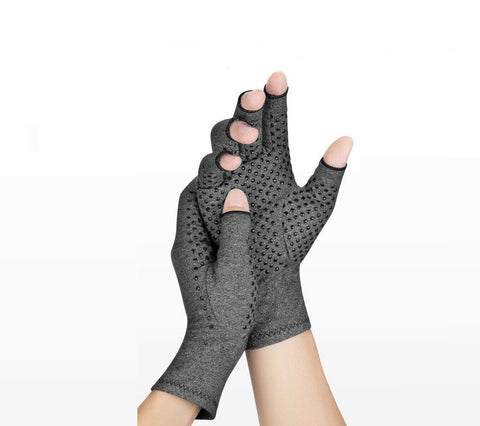 Copper Medical Arthritis Pain Relief Compression Gloves