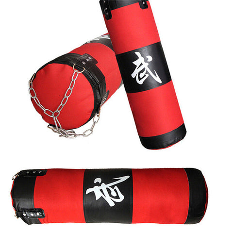 Heavy Duty Punching Bag with Chains for MMA Boxing Kickboxing Training - Rewardeals
