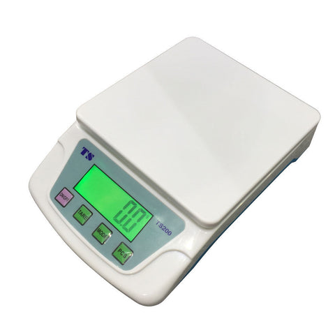 Compact Digital Postal Mail Package Scale With LCD Display - Rewardeals