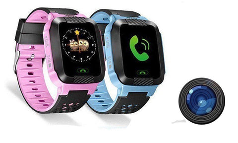 LAGGRA Anti-lost GPS Tracker SOS Call Kids Smart Watch For Smartphone - Rewardeals