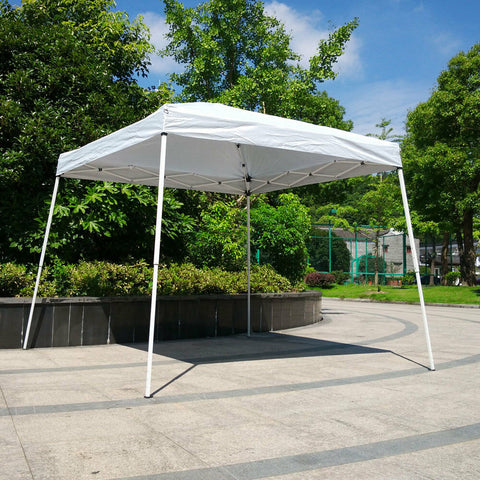 10'x10' Outdoor Patio EZ Pop Up Canopy Party Tent Folding Gazebo - Rewardeals