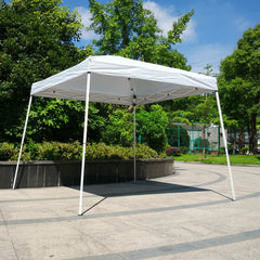 10'x10' Outdoor Patio EZ Pop Up Canopy Party Tent Folding Gazebo