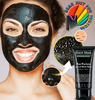 Image of Deep Cleansing Acne Blackhead Remover Black Mud Purifying Peel off Face Mask - Rewardeals