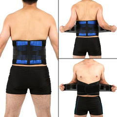 Unisex Plus Size Compression and Posture Support Slimming Belt