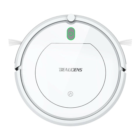 Newest Smart Robotic Vacuum Cleaner Floor Auto Sweeper 3 Mode Cleaning Machine - Rewardeals