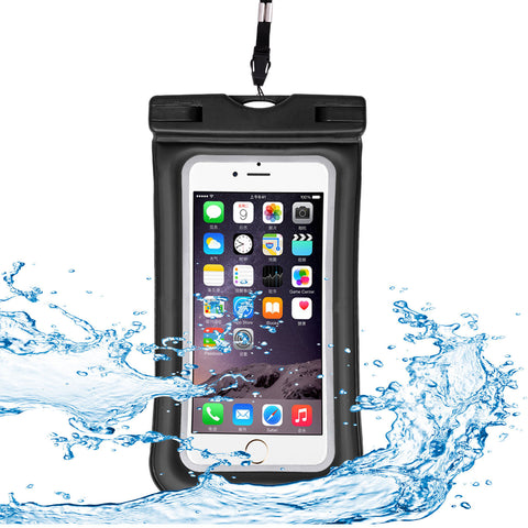 Waterproof Floating Dry Bag Case for Iphone 6s 7 plus with Strap - Rewardeals