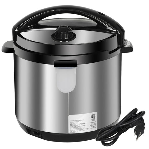 6Qt 11 Presets Stainless Steel Electric Pressure Cooker - Rewardeals