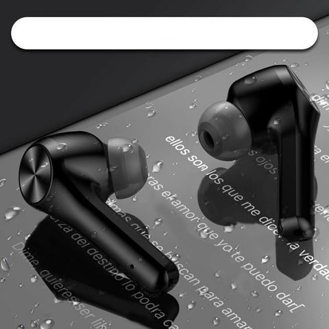 Latest Tech Bluetooth 5.0 Earphone Wireless Earbuds Headphone for Samsung iPhone