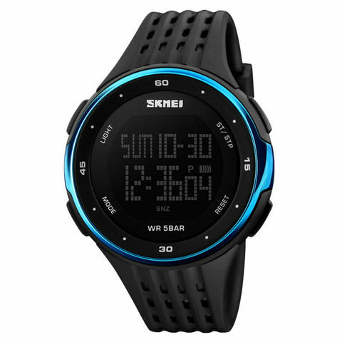 Universal Waterproof LED Military Digital Day Sports Watch - Rewardeals