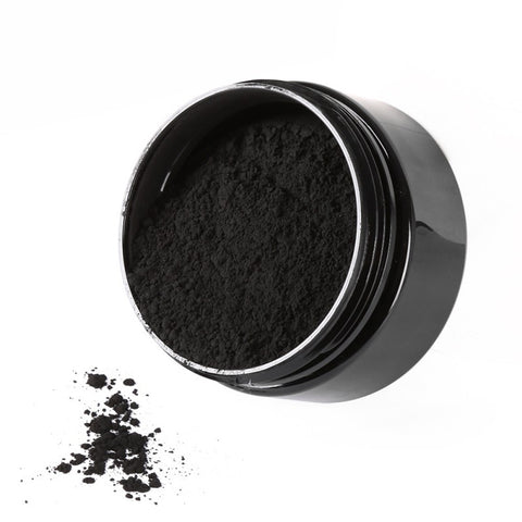 100% Organic Charcoal Teeth Whitening Powder - Rewardeals