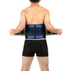 Image of Unisex Plus Size Compression and Posture Support Slimming Belt - Rewardeals