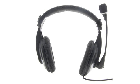 New Stereo Headset Headphone Gaming Set with Microphone - Rewardeals
