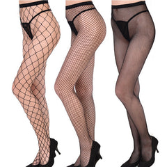 Fishnet Stockings (3 Pieces)