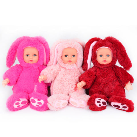 Plush Baby in a Costume Doll - Rewardeals