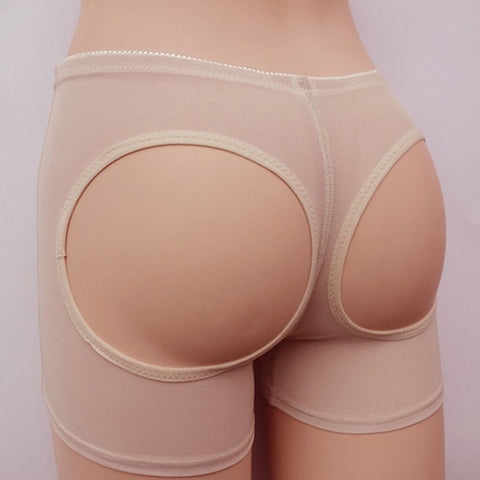 Women Elastic Butt Sculpting Booty Enhancer Underpants - Rewardeals