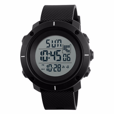 LAGGRA Men's Military LED Digital Sport Quartz Wrist Watch - Rewardeals