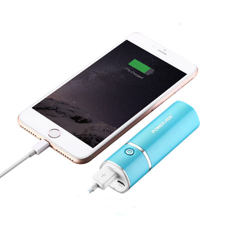 Mini 5000mAh Quick Charging Power Bank USB Phone Charger for iPhone iPad - Rewardeals