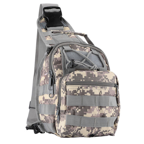 Outdoor Tactical Travel Camping Shoulder Backpack - Rewardeals