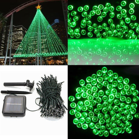 LED Solar Powered Waterproof Outdoor String Fairy Light for Party Decoration - Rewardeals