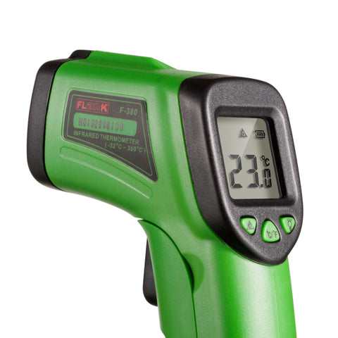 Digital Non-Contact Infrared Temperature Gun with Precision Laser Technology - Rewardeals