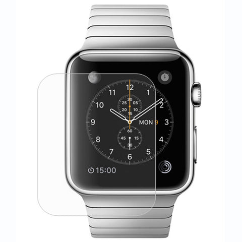 Heavy Duty Tempered Glass Screen Film Protector for Apple Watch (2 Pack) - Rewardeals