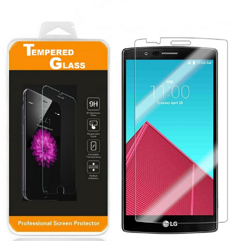 Ultra Thin Premium Real Tempered Glass Clear Screen Protector for LG G4 (2 Pack) - Rewardeals