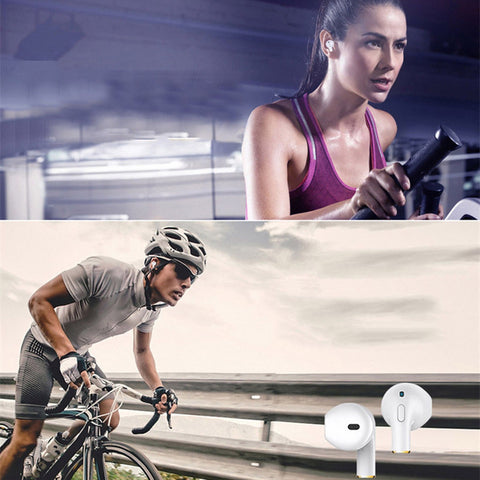 Single Mini Sport Wireless Bluetooth Earbuds Headsets Earphones for Android IOS - Rewardeals