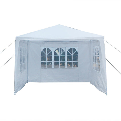 10'x10' Heavy Duty Outdoor Canopy Party Gazebo Event and Wedding Tent - Rewardeals