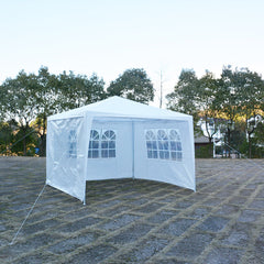 10'x10' Heavy Duty Outdoor Canopy Party Gazebo Event and Wedding Tent