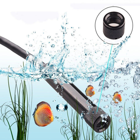 1200P Rigid Wifi Endoscope Camera HD 8mm Borescope for Android IPhone IP68 IOS - Rewardeals
