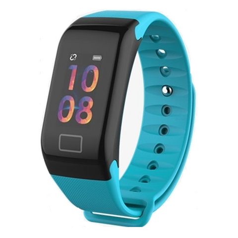 LAGGRA Sport Blood Pressure Oxygen Heart Rate Fitness Smart Watch - Rewardeals