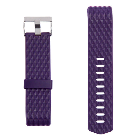 Fitbit Charge 2 Small Replacement Bracelet Watch Band (3 Pack) - Rewardeals