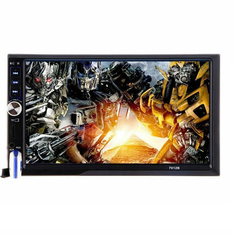 "7 ""HD Touch Screen Bluetooth Auto-radio Stereo Car Radio MP3 MP5 Player - Rewardeals"