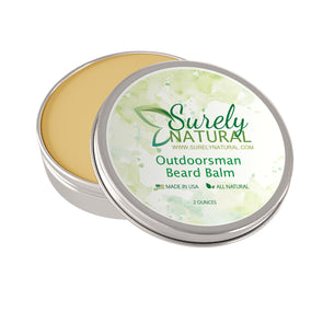 Natural Beard Balm - Outdoorsman