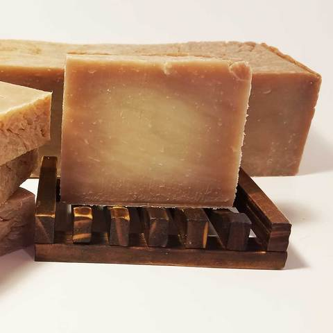 Artisan Soap - Sandalwood & Shea Butter