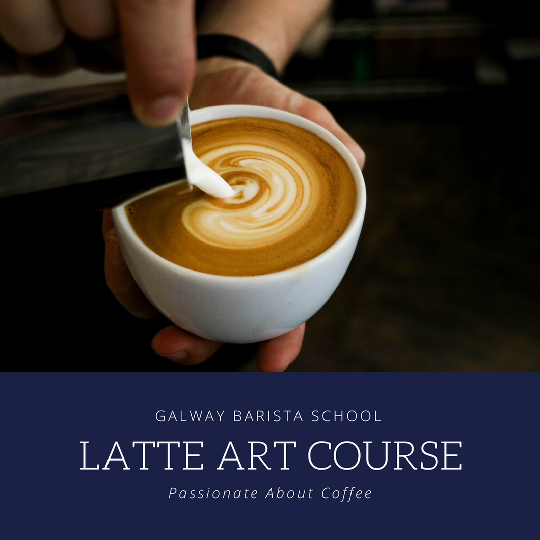 Saturday 17th February 2018 - Latte Art | €89