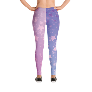 Galaxy Cutie Leggings Plus