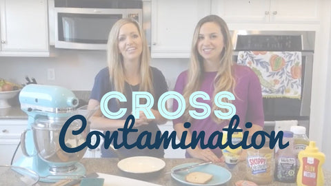 Cross contamination and food allergies
