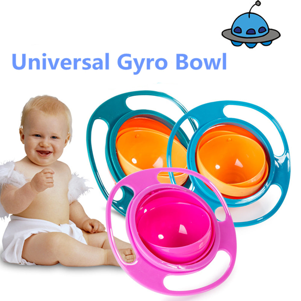 Universal Gyro Bowl A Spill Proof Bowl