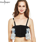 Maternity Nursing Hands Free Pump Bra