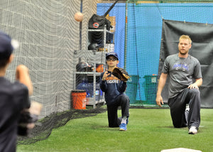 Prime Time Baseball Spring Clinics