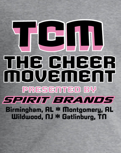 The Cheer Movement Clothing