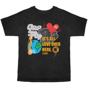 All Love Tee - Black