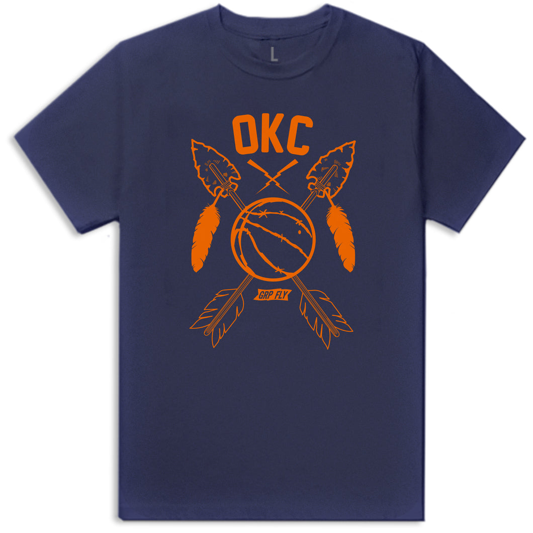 OKC ARROW / Orange