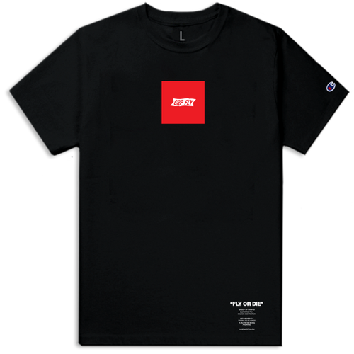 Champion Box Tee / Red